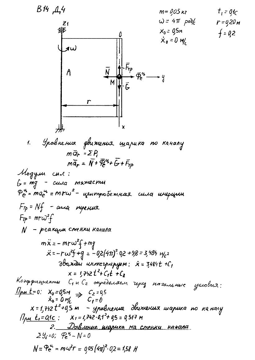решебник тарга д4