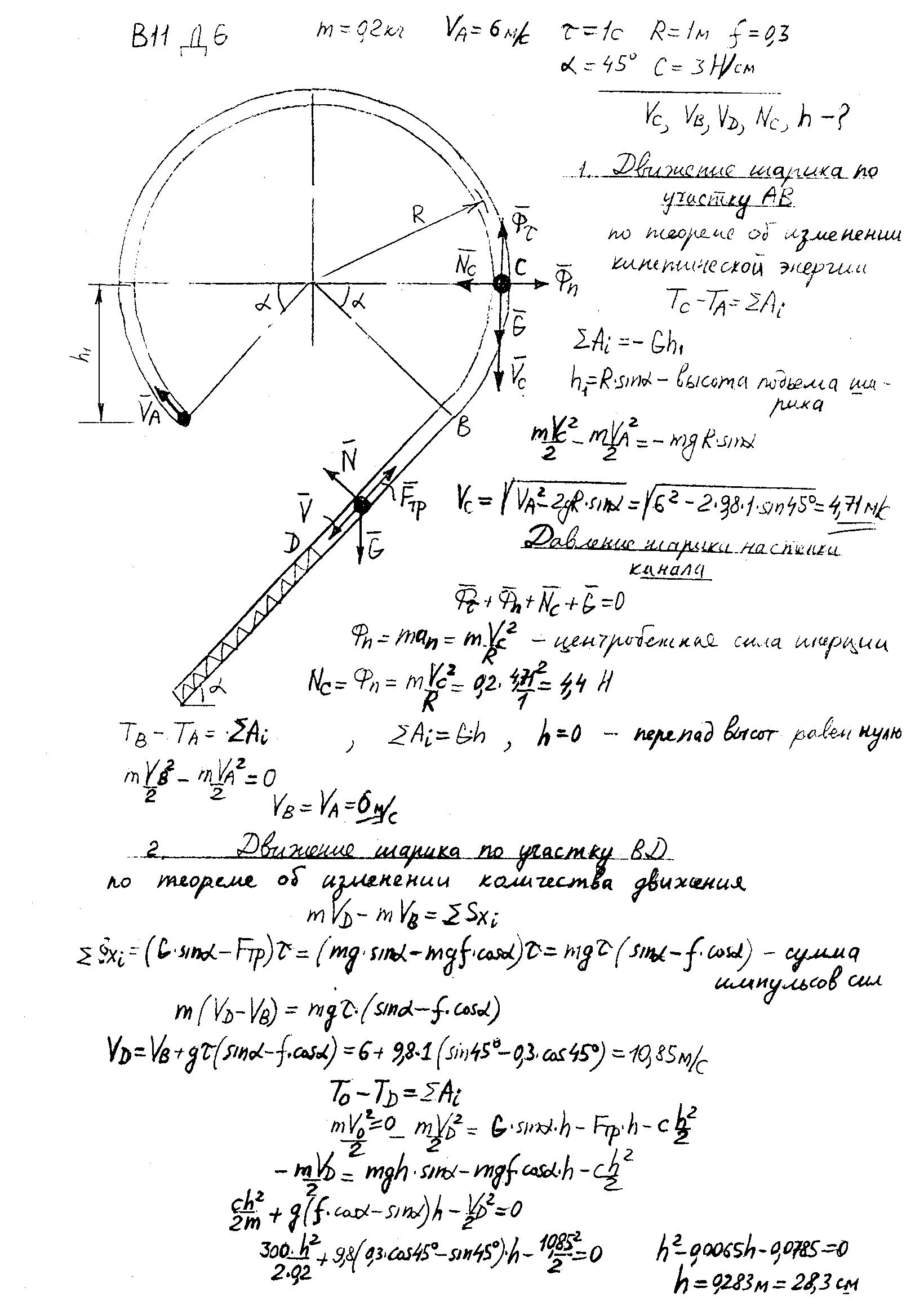Решебник Яблонского Д 22